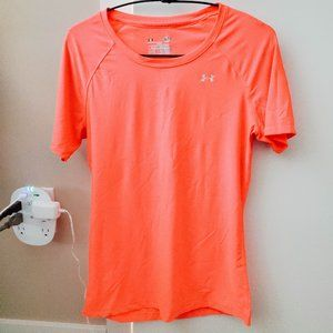 🎉3 for$10🎉 Under Armour Heat Gear Fitted Shirt